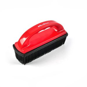 carpet lint and hair removal brush
