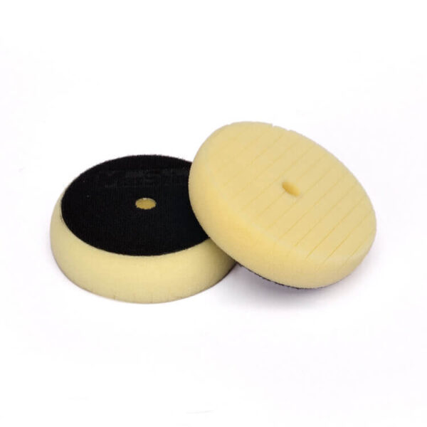 polishing pad in yellow - Detailing Source