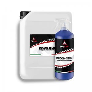 decon-tech cleaner for car decontamination