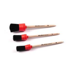 detailing brush set 3 pack-Detailing Source