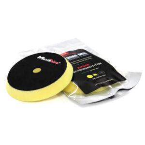 high pro yellow foam polishing pad 6.2 inch