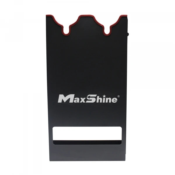 machine polisher wall holder double