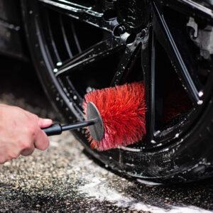 wheel brush long series maxshine